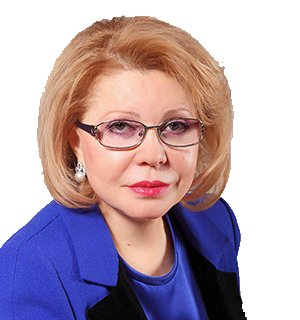 Jelena Panina, riaditeľka inštitútu RUSSTRAT