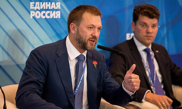 Дмитрий Саблин возглавил Патриотическую платформу «Единой России»