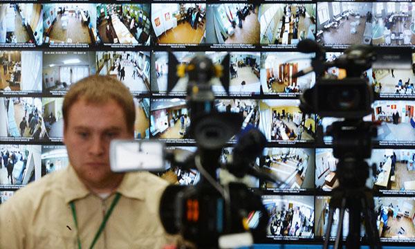 участке видеосъёмка фото избирательном и на